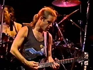Grateful Dead 6-21-89 Shoreline Amphitheatre Mountain View CA.  Eyes of the world исполнили на 117:00