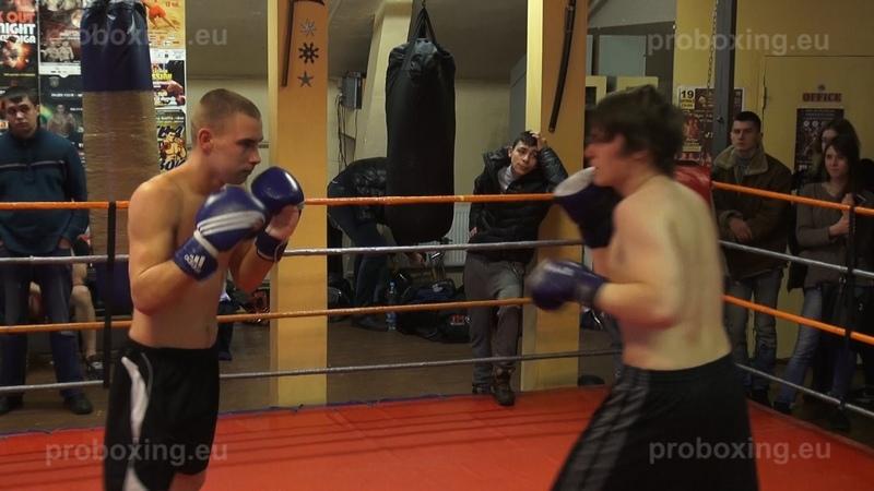 08.02.2015 Reinis Stutans (LAT) VS Olegs Vilcans (LAT) proboxing.eu