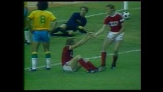 СССР - Бразилия. Олимпийские игры 1976. Матч за бронзу