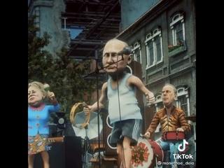 Почти группировка «Ленинград» - «Москва, скажи, а где твои антитела...?!»