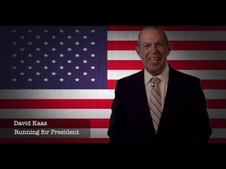 David Kass is running for USA Presidential Candidate for 2020 and a write-in political hopeful