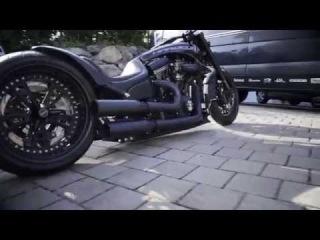 #Realmetall   WHC meets Burn Out Bikes Switzerland 2014