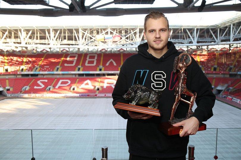 «Золотой кабан» и «Гладиатор года» для Максименко! (Видео)