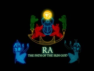 Lesley Keen RA: The Path of the Sun God – A Vision of Ancient Egypt 1990