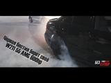 Без Купюр №63 Чёрная бестия берет своё MB W211 5 5 AMG 600hp+ VS Subaru Impreza GRF STI 400hp+