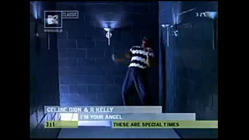 Celine dion r kelly i'm your angel mtv classic