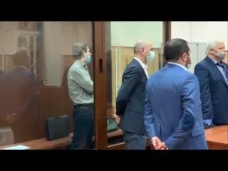 Басманный суд Москвы продлил арест экс-губернатора Хабаровского края Фургала до 9 марта.