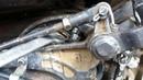 Регулировка стояночного тормоза ручника на тракторе МТЗ 892