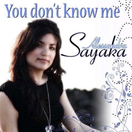 SAYAKA альбом You Don't Know Me