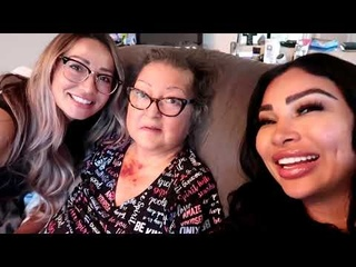 Porn Star Brittanya Razavi shares a candid video about her mothers battle with Cancer💔
