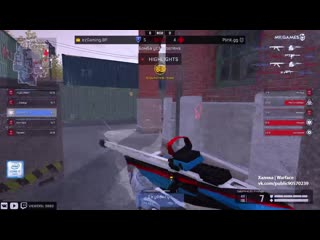 💣highlights  plink.gg vs ezgaming.bp  warface special invitational group stage. day 5
