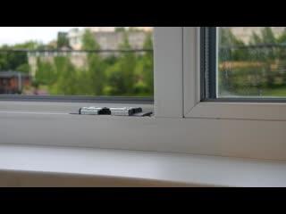 Как отрегулировать ПВХ-окно