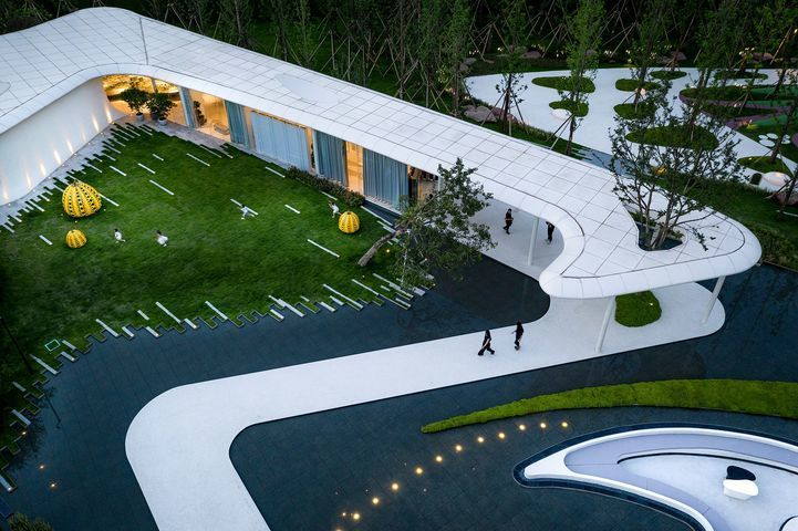 CITY VILLA / GM landscape design