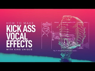 How To Make Kick Ass Vocal Effects - How Vocoders Work