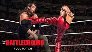 FULL MATCH - Shinsuke Nakamura vs. Baron Corbin: WWE Battleground 2017