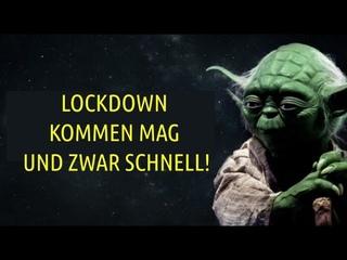 Warum uns ein neuer Lockdown rettet - Rüdiger Hoffmann live aus Wittenburg MV