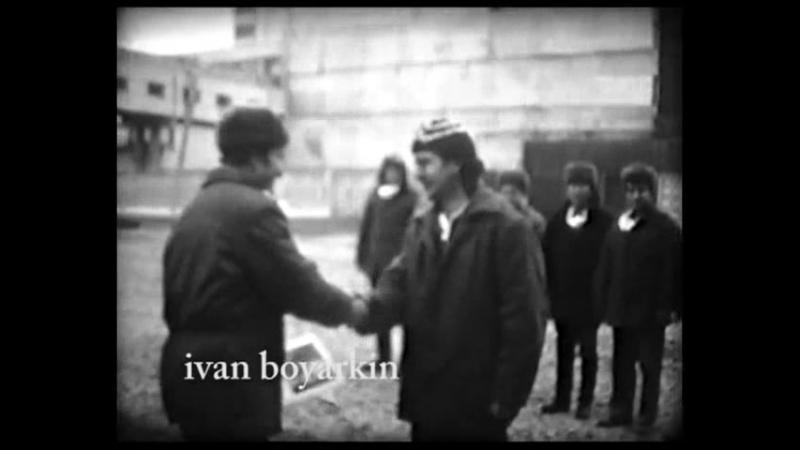 Яблоки Чернобыля