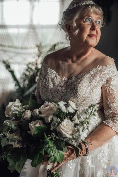 Любовь и нежность даже спустя 60 лет после первого поцелуя