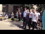 Молодая петушиная гвардия Росиюшки