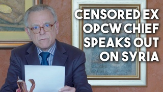 Exclusive: Ex-OPCW chief Jose Bustani reads Syria testimony that US, UK blocked at UN