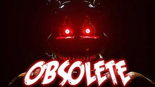 """""""Obsolete"""" - FNaF Help Wanted Song by NateWantsToBattle [FNAF ANIMATED LYRIC VIDEO]"""