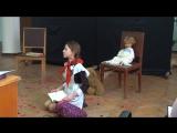 Арина Девянина, 11 лет.