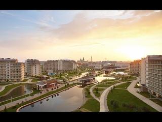 Обзор отеля Сочи Парк Отель 3* Россия - недорогой отель с шикарной территорией и хорошим сервисом.