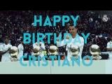 Happy 33rd Birthday to Cristiano Ronaldo!