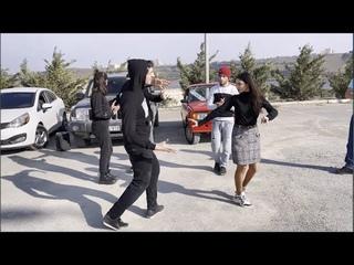Амина Магомедова Влюблена 2021 Лезгинка Чеченская Девушки Танцуют Красиво С Парнями ALISHKA Lezginka