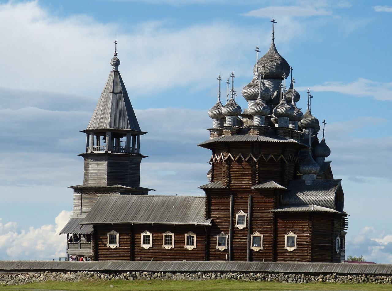 Золотое кольцо – самый популярный туристический маршрут России