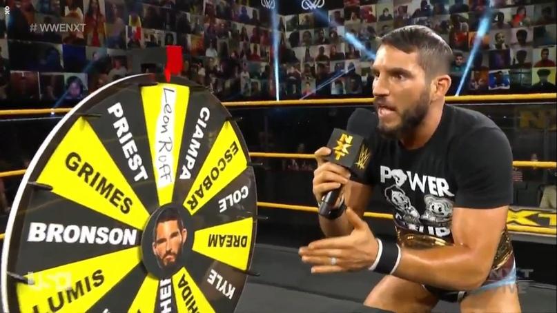 AEW Dynamite и NXT 11.11.20, изображение №13