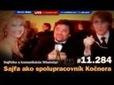 Live Sajfa ako spolupracovník Kočnera Sajfčíko a komunikácia WhatsUp 11 284