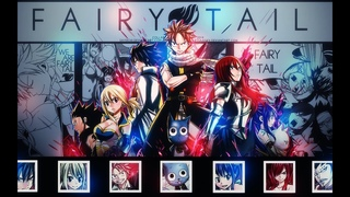 [Fairy Tail AMV/ASMV] Never Underestimate Family