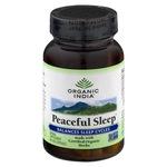 Спокойный сон Органик Индия/Peaceful Sleep Organic India, 60 капсул, 130 грамм