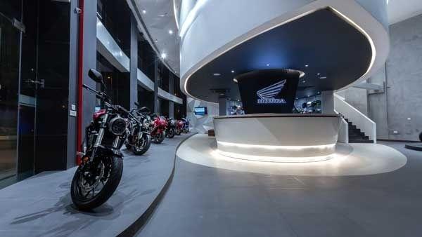 Honda хочет откусить часть рынка Royal Enfield