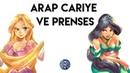 Arap Cariye ve Prenses Masalı Dinle Gece Sahafı