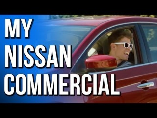 "MY NISSAN COMMERCIAL (""Spread Your Joy"")"