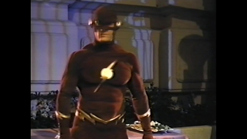 Флэш 2 Месть Трюкача The Flash II Revenge of the Trickster 1991 VHS