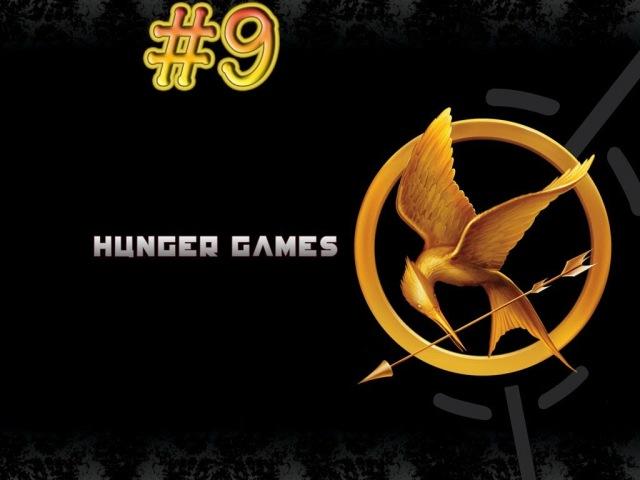 Hunger Games Голодные Игры 9 Победаа Извините за натпись с Bandicam были проблемы