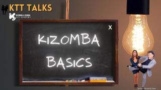 KTT Talks - Kizomba Basics by Paula & Ricardo ALC