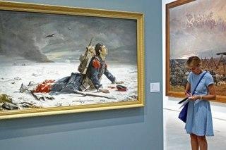 Образ войны в искусстве
