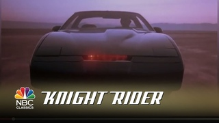 Knight Rider - Original Show Intro   NBC Classics