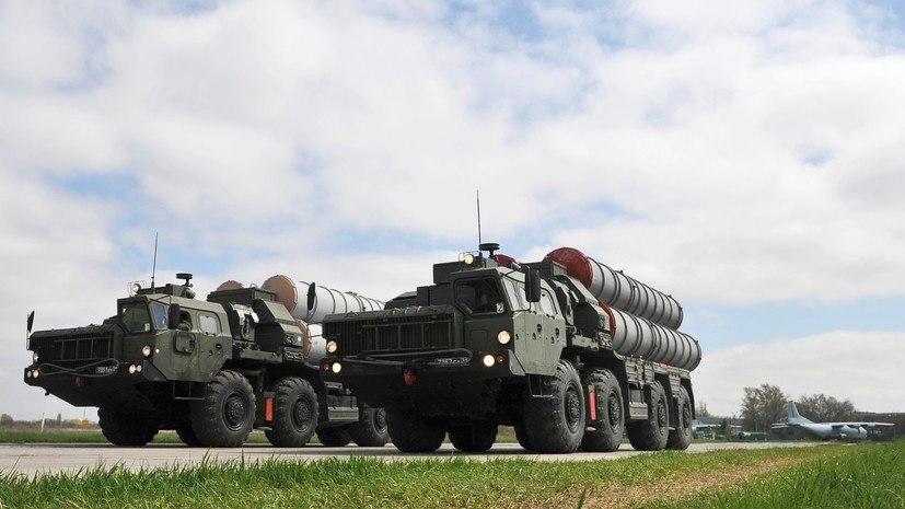 Лавров резко высказался по заявлению Госдепа о санкциях против Турции из-за С-400
