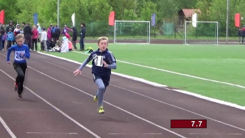 Городские соревнования по лёгкой атлетике среди спортсменов спортивных школ (26.05.2019)