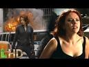 Black Widow All Fight Scenes - MCU Including Captain America Civil War HD 1080