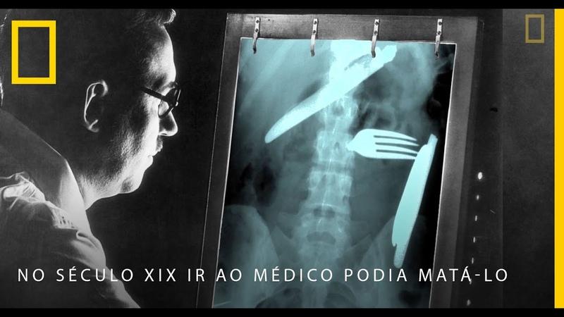No Século XIX Ir ao Médico Podia Matá lo National Geographic Portugal