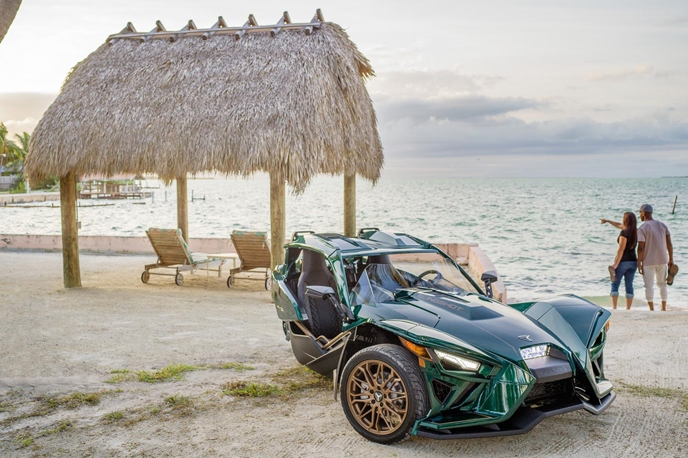 Спорт-трайк Polaris Slingshot Grand Touring LE 2020
