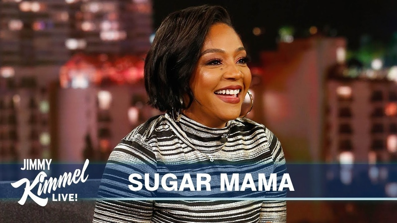 Tiffany Haddish on Her Bat Mitzvah Gift from Beyoncé's Mom Working at LAX
