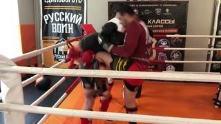 Тайский бокс в БУЛАТ (РОССИЯ) по Утрам