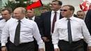 Медведев случайно выдал двойника Путина